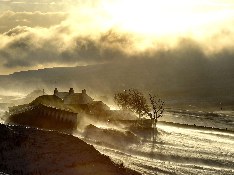Auch in Bulgarien herrscht seit mehrern Tagen ein Schneechaos.