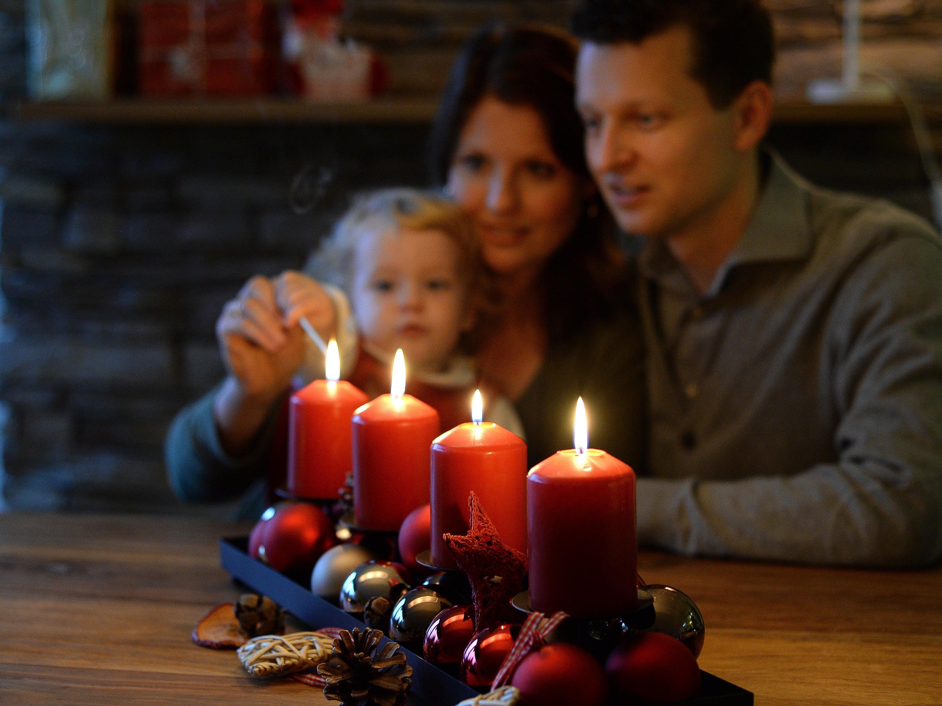 Roland Düringer gibt Tipps für ein ruhiges Weihnachtsfest.