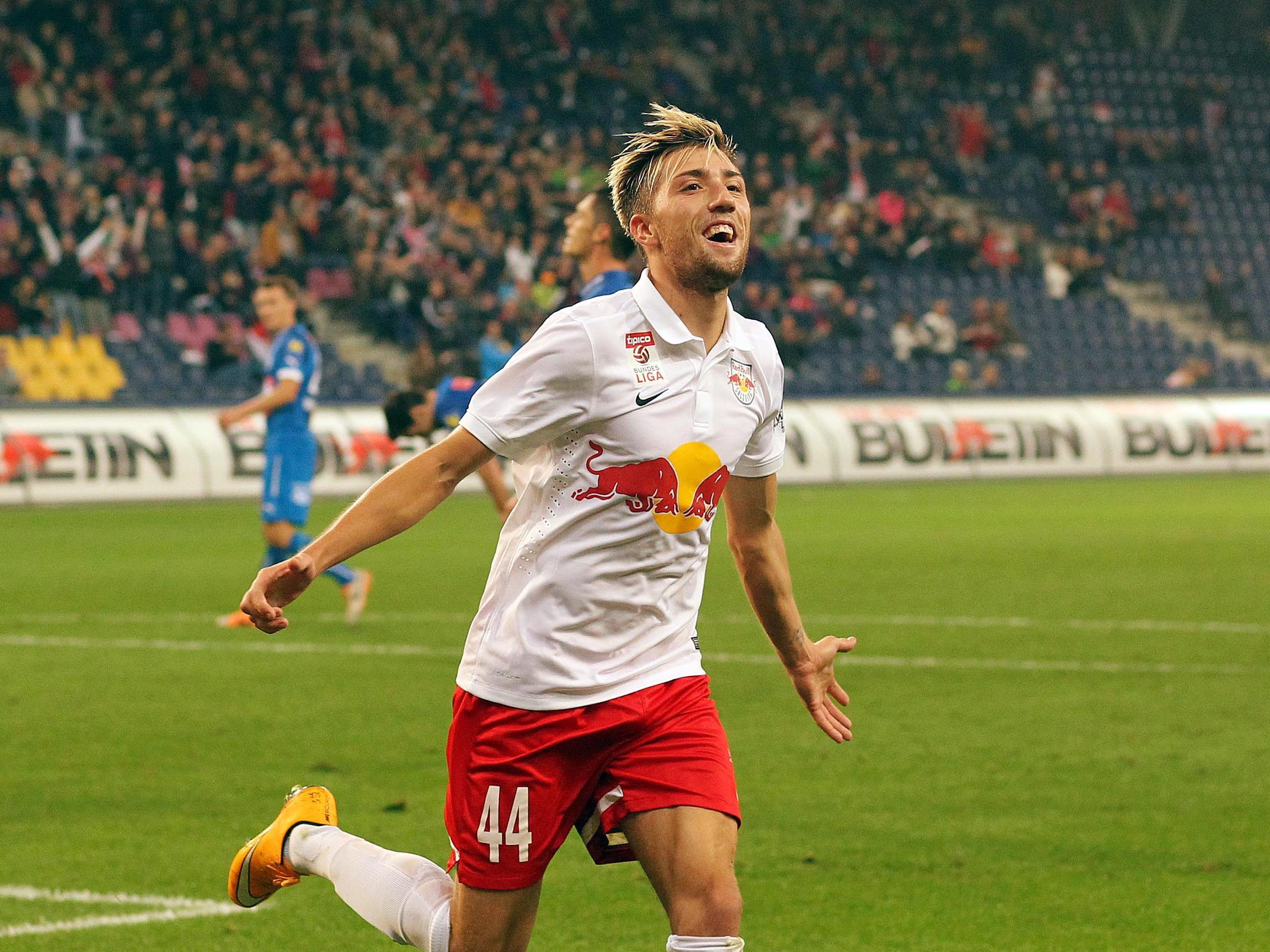 Kevin Kampl wechselt von Meister Red Bull Salzburg zu Borussia Dortmund.