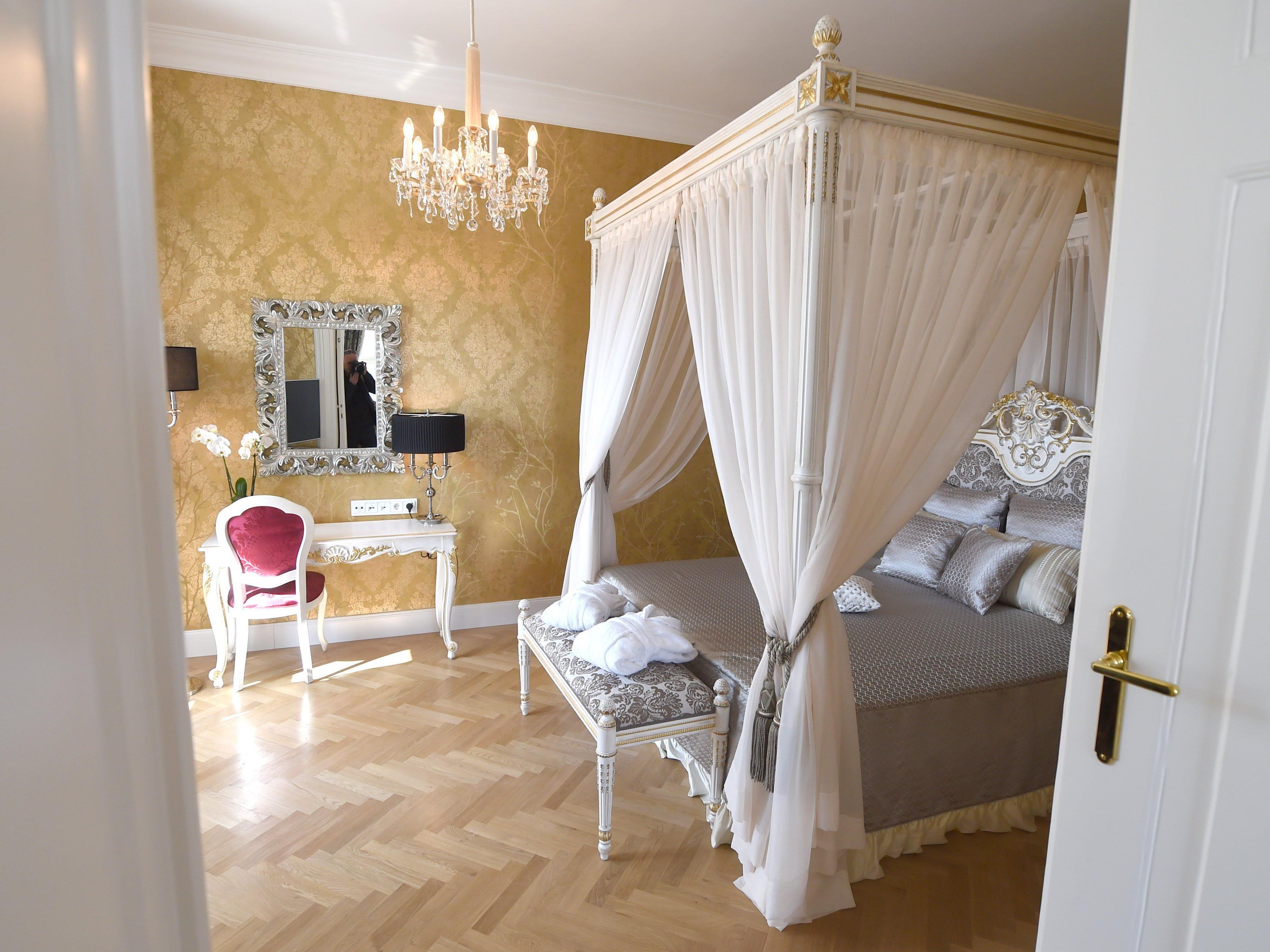 Hotelzimmer über Weihnachten sind in Wien derzeit schwer zu bekommen.