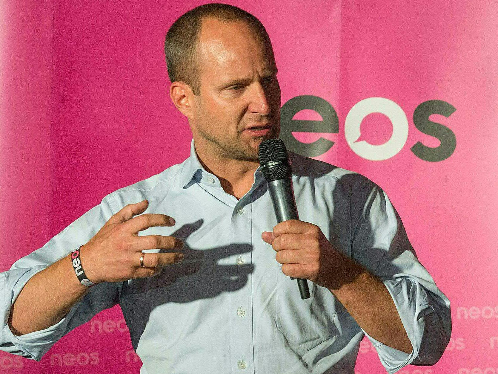 NEOS bereitet sich bereits auf die Wahlen in Wien und im Burgenland vor.