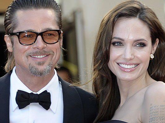 Brad Pitt und Angelina Jolie sind mit den Plänen ihrer Kids nicht sehr glücklich