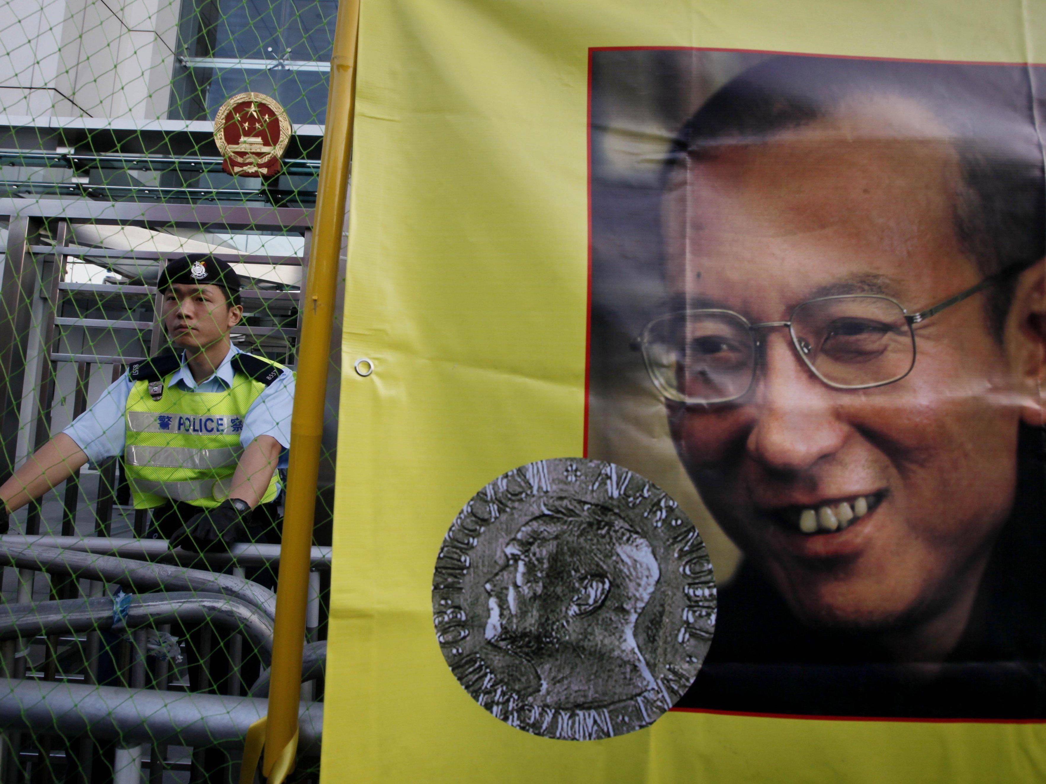 Auf der ganzen Welt gab es Proteste nach der Festnahme von Nobelpreisträger Liu Xiaobo.
