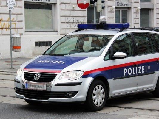 Polizeieinsätze in Wien-Ottakring.