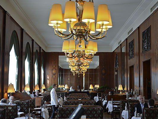Das Cafe Landtmann am Wiener Ring