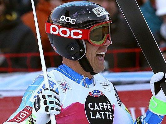 Gröden-Spezialist Steven Nyman siegte vor Kjetil Jansrud durch.