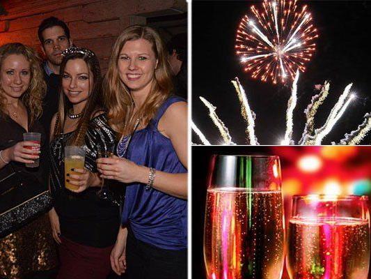 Wer in Wien Silvester feiert, hat die Wahl zwischen zahlreichen tollen Partys