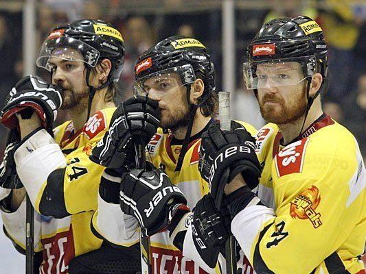 Keinen Sieg am 1. Advent gab es für die Vienna Capitals.