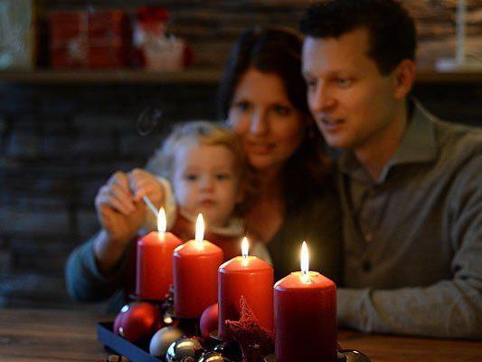 Weihnachten hat für viele Österreicherinnen und Österreicher wieder mehr Glanz