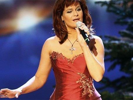 Vor Weihnachten singt Andrea Berg noch live in Wien.