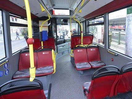 2015 ist die Linie 80A auf einer längeren Strecke unterwegs.