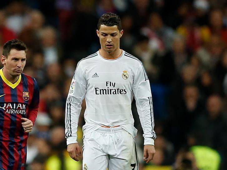 Messi und Ronaldo - wann treffen sie in der CL aufeinander?