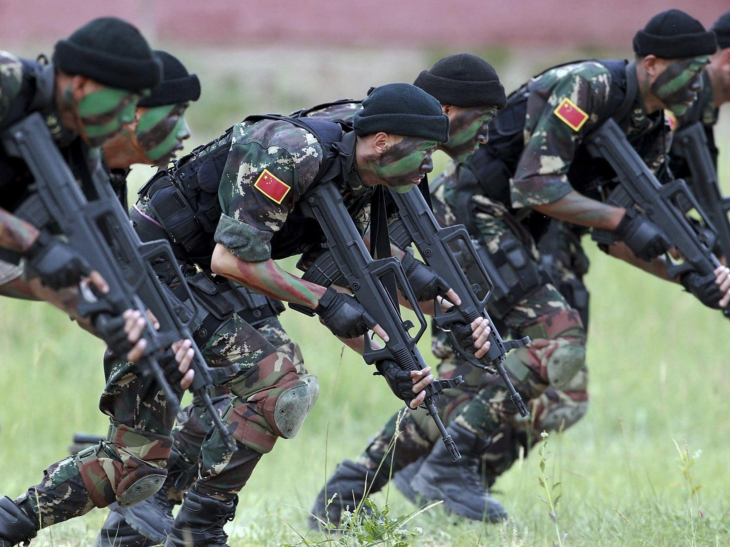 Jinping will rasch modernste Waffensysteme entwickeln.
