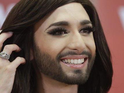 """Conchita Wurst bei den Golden Globes: """"Hollywood, ich komme!"""""""