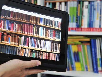 E-Books aus der Bücherei sind sehr beliebt