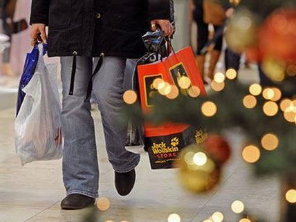 In den Wiener Einkaufszentren wird derzeit fleißig geshoppt