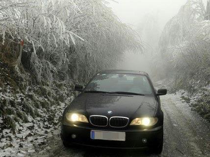 Das Winterwetter hat Niederösterreich fest im Griff.