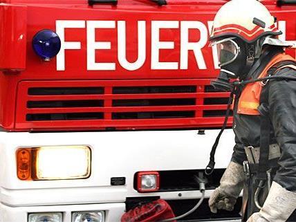 In Hernals kam es zu einem Kellerbrand