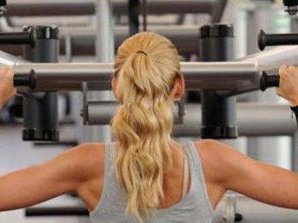 Nach Weihnachten gehen viele ins Fitnessstudio.