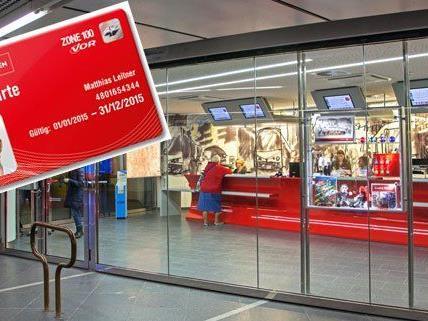 Ab 2015 sieht die Jahreskarte der Wiener Linien anders aus.