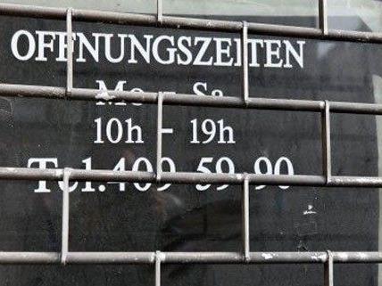 Wiener Unternehmer werden zum Thema Sonntagsöffnung befragt.