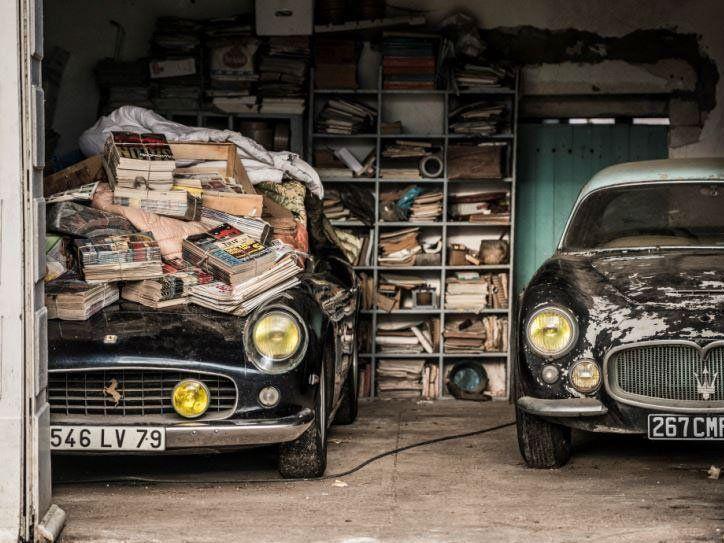 60 Fahrzeuge werden am 6. Februar versteigert - geschätzter Gesamtwert: 16 Millionen Euro.