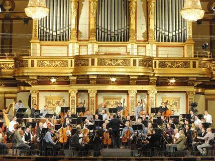 Die Wiener Philharmoniker wollen Preisgeld für ein Jugend-Musik-Projekt verwenden