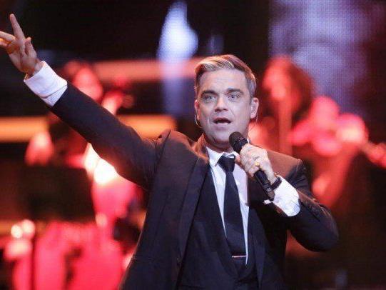 Robbie Williams hat eine vorweihnachtliche Überraschung für seine Fans: ein neues Album