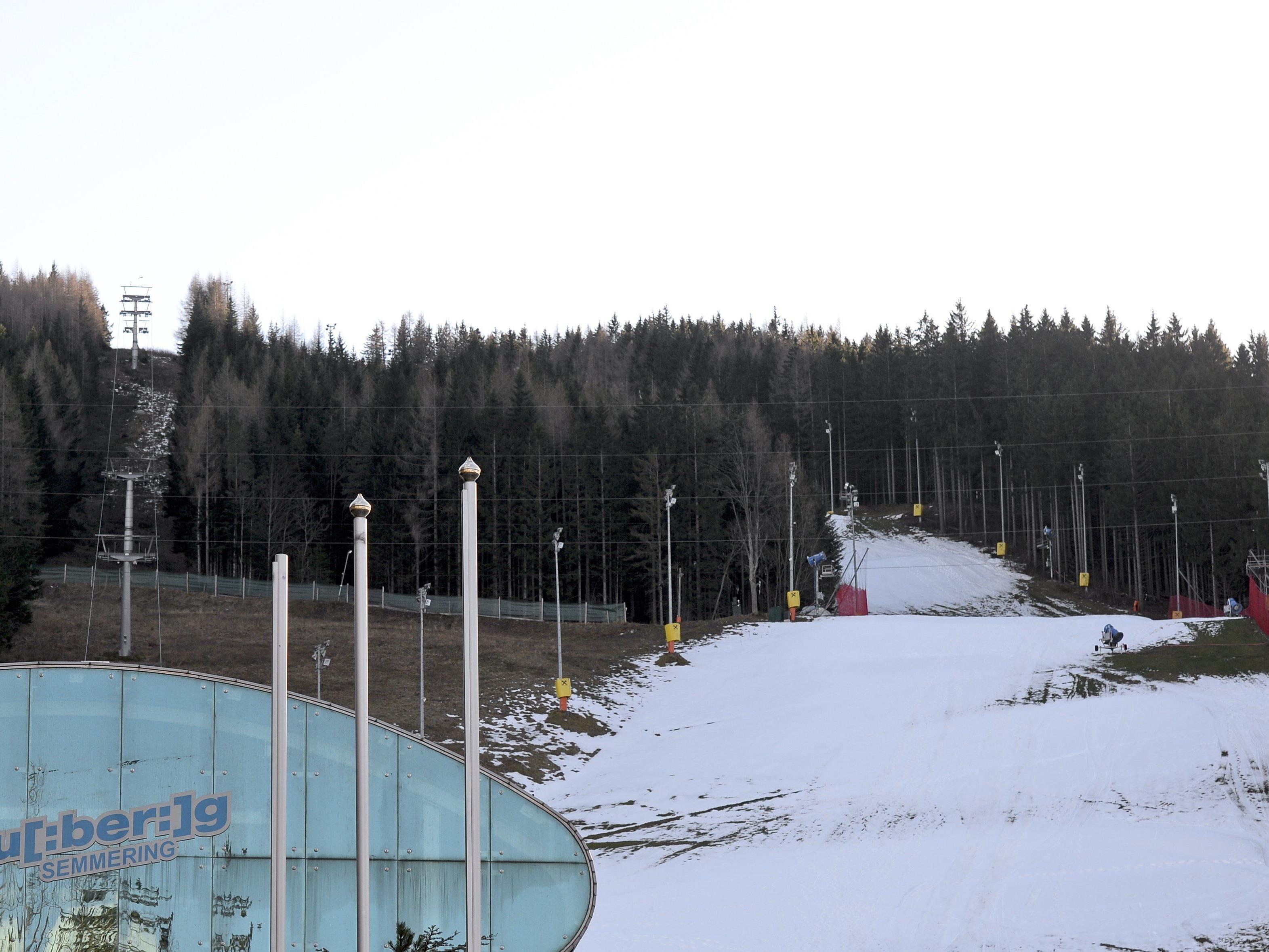 Zum gleichen Termin, aber Tag-Slalom.
