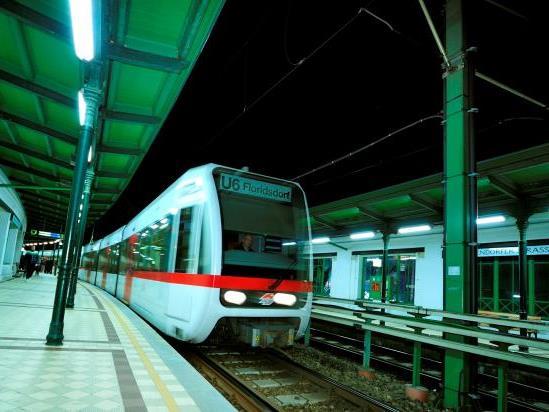 Zu Silvester fahren die Wiener Linien bei U-Bahn, Bim und Bus Extraschichten.