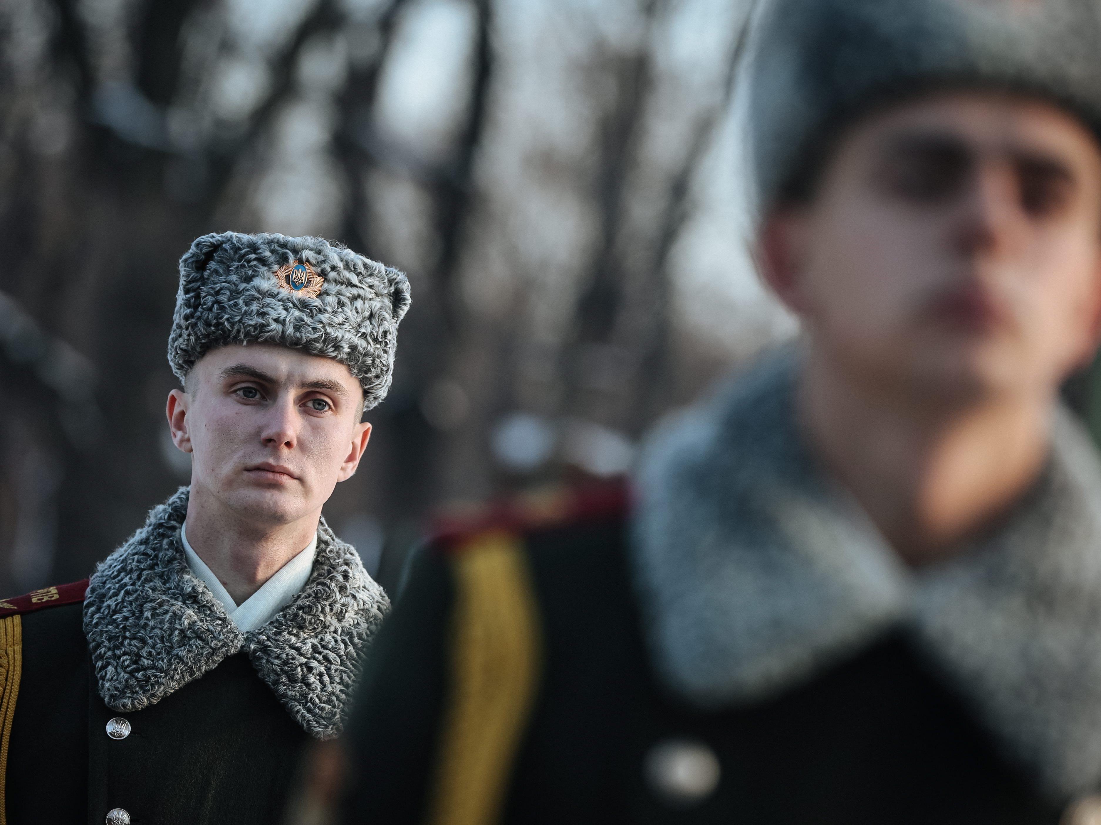 Ab 9. Dezember sollen die Waffen in der Ukraine schweigen - wieder einmal...
