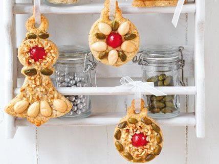 Beim Verzieren der Kekse sind der Fantasie keine Grenzen gesetzt.