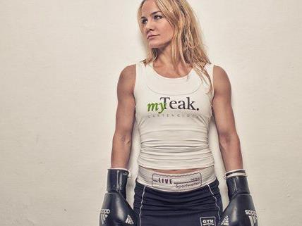 Nicole Wesner steht vor ihrem ersten Titelkampf im Leichtgewicht.