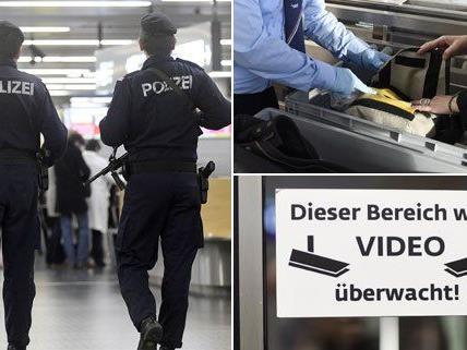 Terror - Auf Streife mit dem Sturmgewehr in Wien