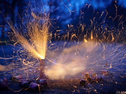Pyrotechnik ist kein Verbrechen, aber gefährlich