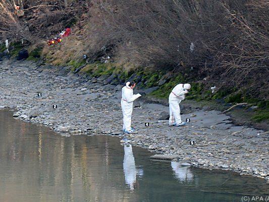 Leiche wurde am Innufer bei Kufstein entdeckt