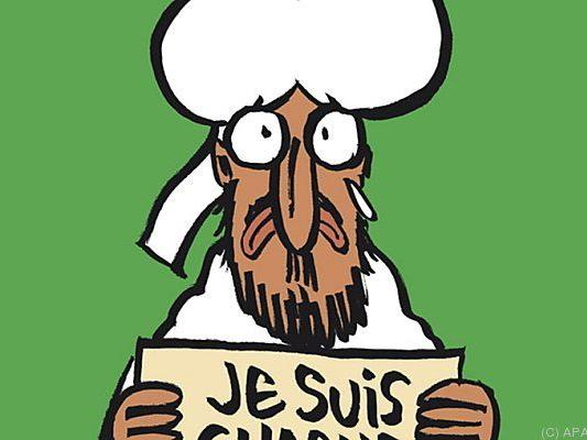Auch Mohammed ist Charlie