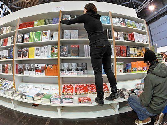 """Ergebnisse für den Buchhandel """"unerfreulich"""""""