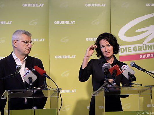 Glawischnig präsentierte Grüne Reformvorstellungen