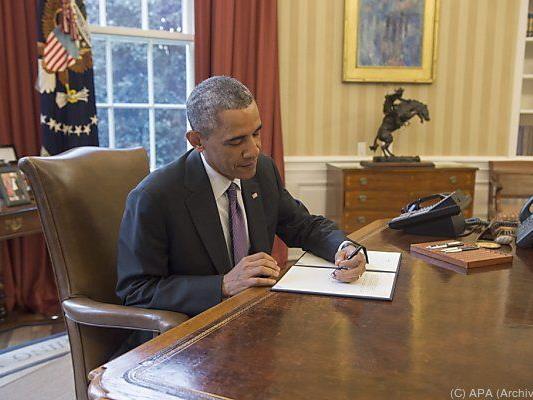 Neue Sanktionen wären für Obama kontraproduktiv