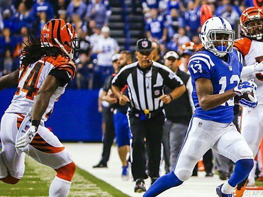 Colts treffen nun auf die Denver Broncos