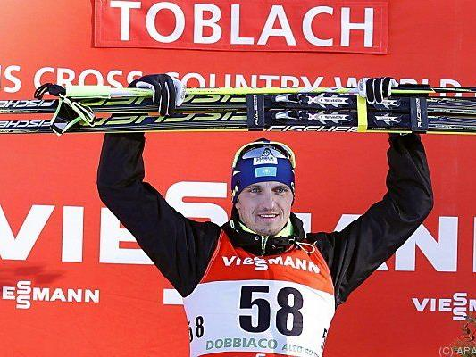 Der Kasache gewann die vierte Etappe