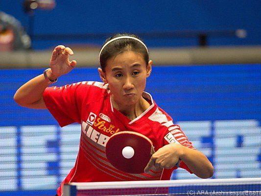 Auszeichnung für Liu Jia