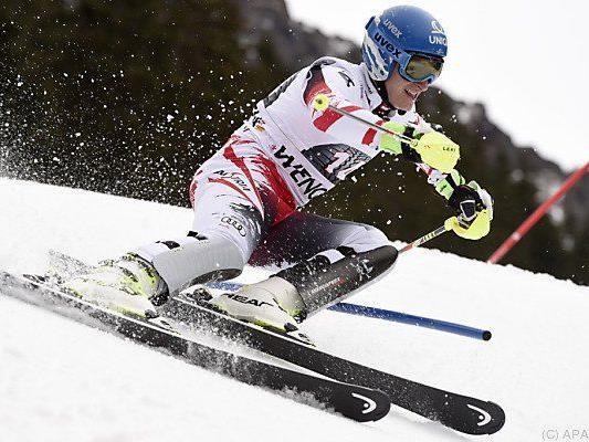 Österreichs Hoffnungen ruhen auf Matthias Mayer