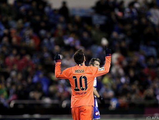 Argentinier spielte gegen Deportivo groß auf