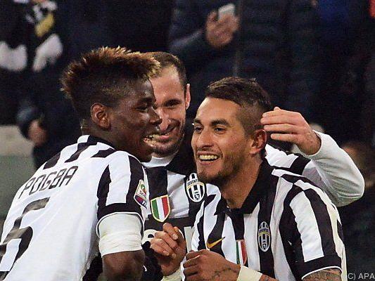 Turiner feierten 4:0 über Verona