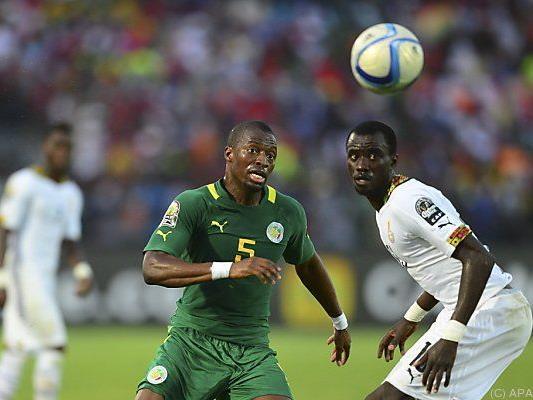 Senegal siegte in letzter Minute