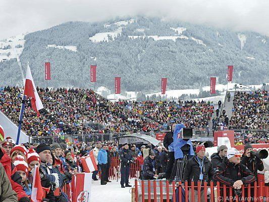 Kitzbühel ist längst mehr als Ski-Rennen