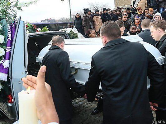 Malanda starb am 10. Jänner bei einem Unfall
