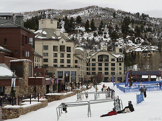 Beaver Creek in freudiger Erwartung der Ski-Artisten
